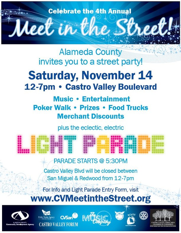 2015 Light Parade November 14 The Chamber Link