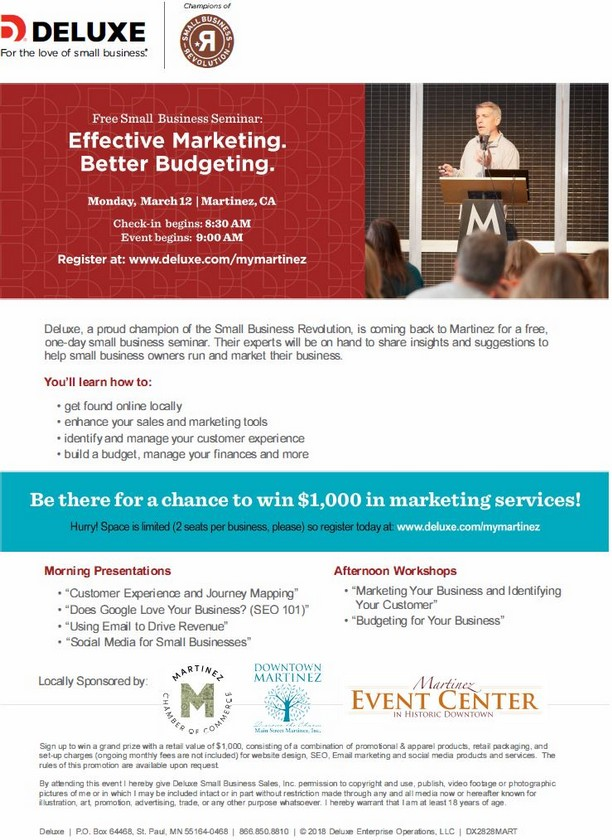Effective Marketing. Better Budgeting, March 12