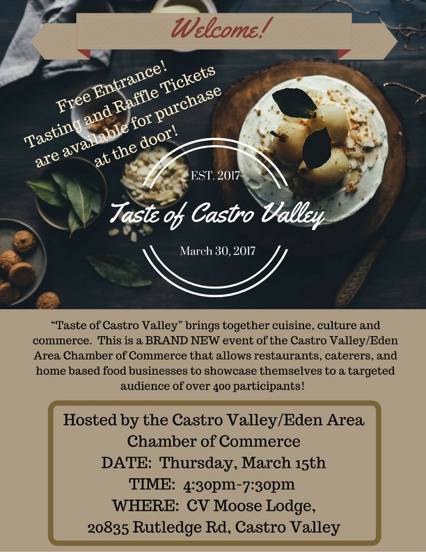 2018 Taste of Castro Valley and Business Expo