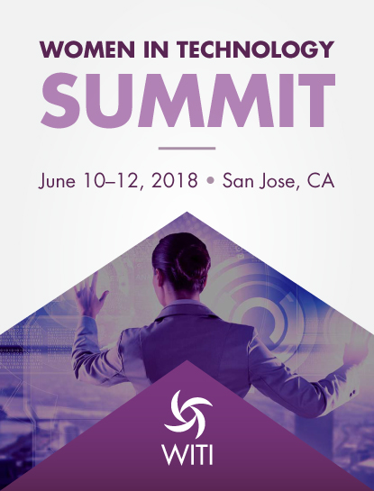 WITI Women In Technology SUMMIT, June 10 - 12