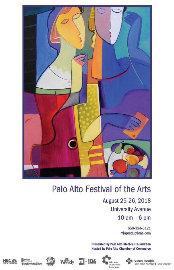Palo Alto Festival of the Arts, August 25 & 26 - The Chamber Link