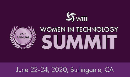 25th Annual Women In Technology Summit, June 9 - 11