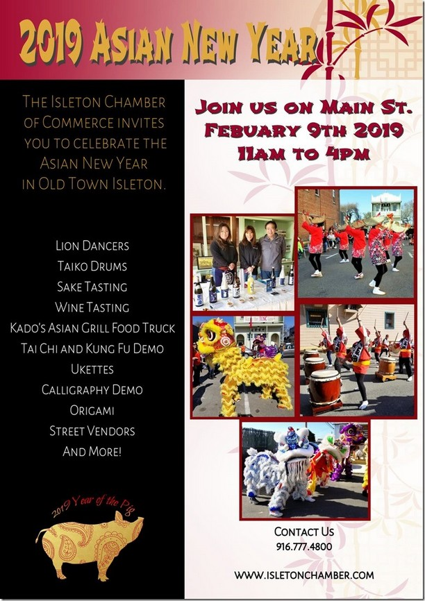 2019 Asian New Year in Old Town Isleton, February 9
