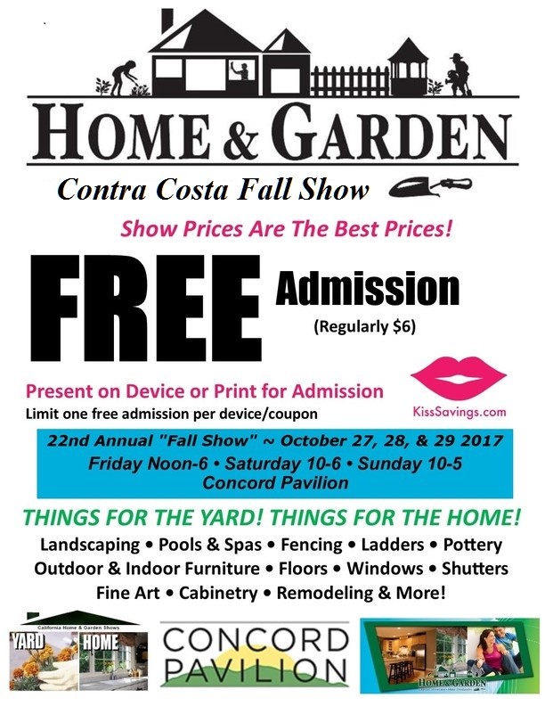 Beau Alameda County Home And Garden Show   Capital Showcase