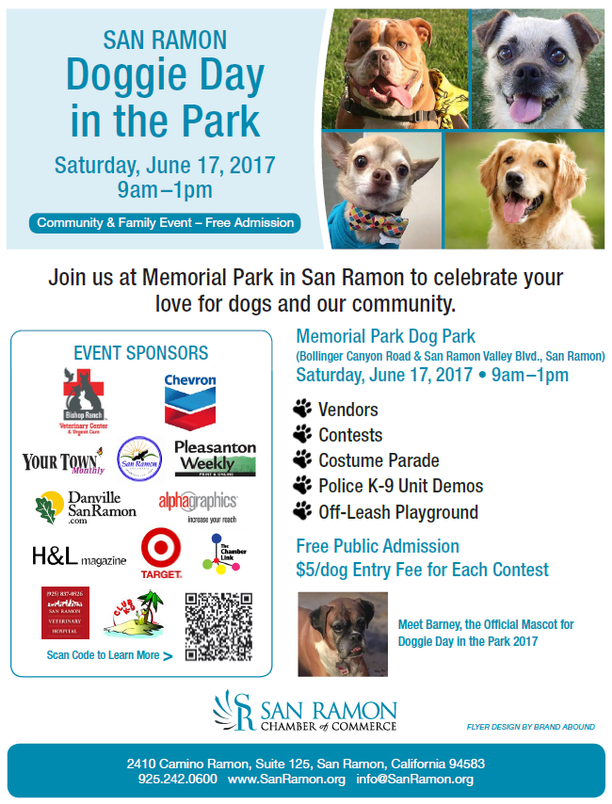 Doggie Day in the Park, June 17