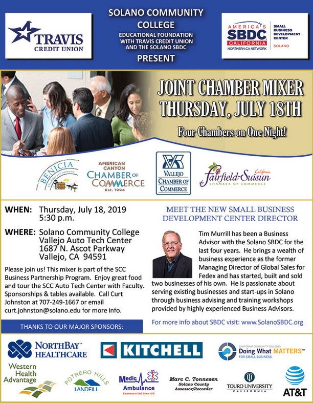 Joint Chambers Mixer, July 18