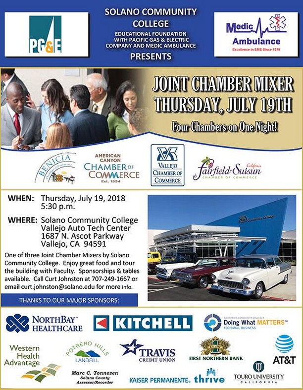 Joint Chamber Mixer, July 19