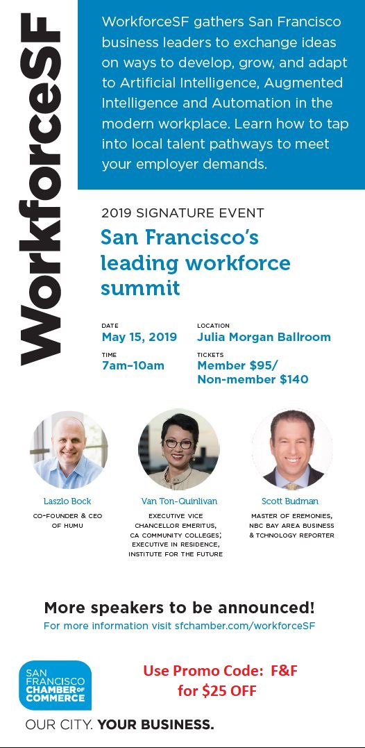 WorkforceSF, May 15
